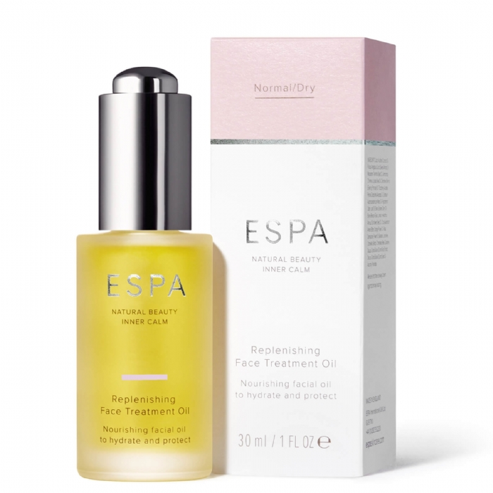 ESPA REPLENISHING FACE TREATMENT OIL