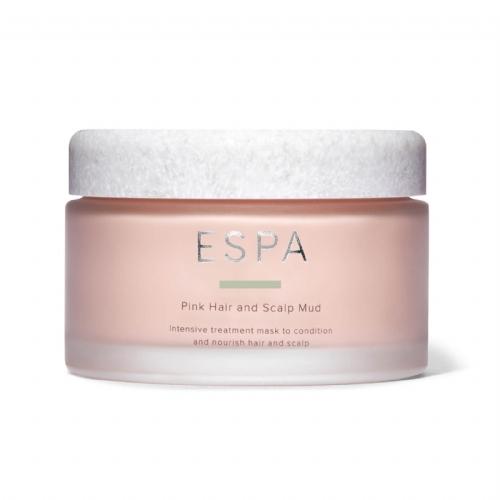 ESPA PINK HAIR & SCALP MUD  180ml Jar