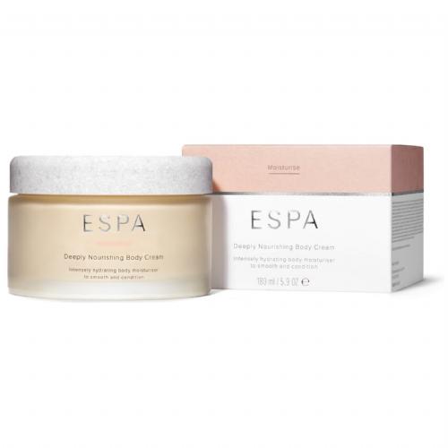 ESPA DEEPLY NOURISHING BODY CREAM  180ml Jar