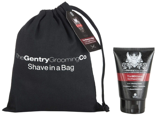 Gentry Grooming - The Shave in a Bag