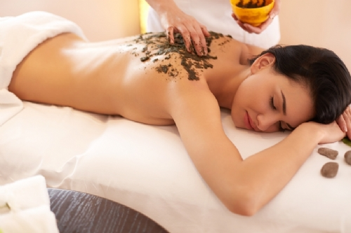 ESPA Algae Wrap & Detoxifying Massage