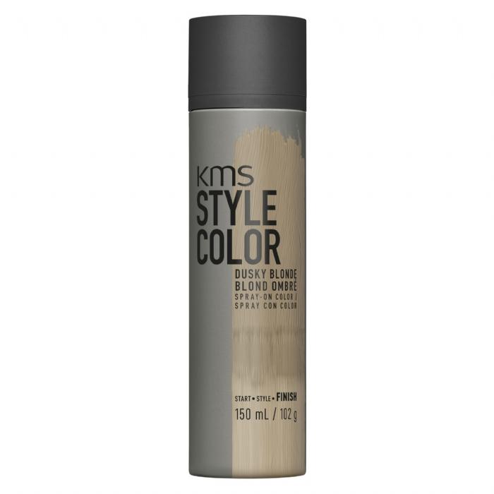 Dusky Blonde Style Color