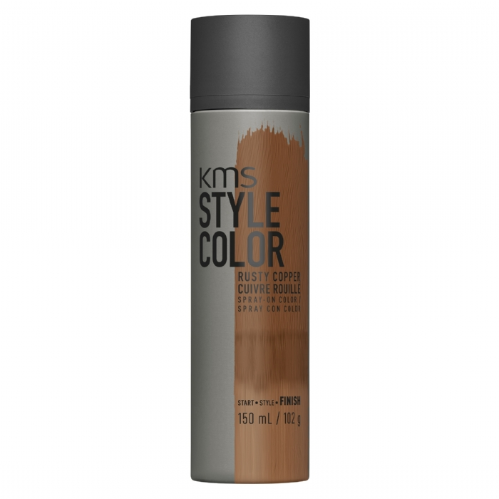 Rusty Copper Style Color